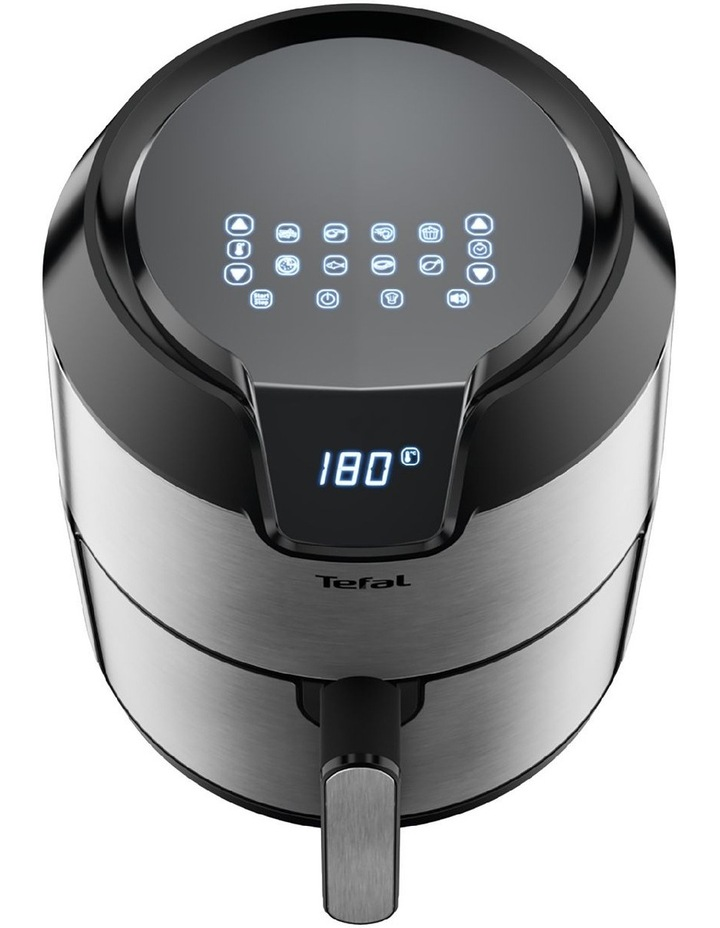 Easy Fry Deluxe Digital Air Fryer: Stainless Steel EY401D image 3