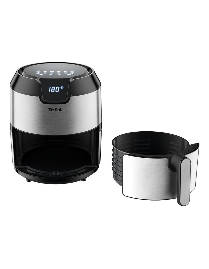 Easy Fry Deluxe Digital Air Fryer: Stainless Steel EY401D image 4