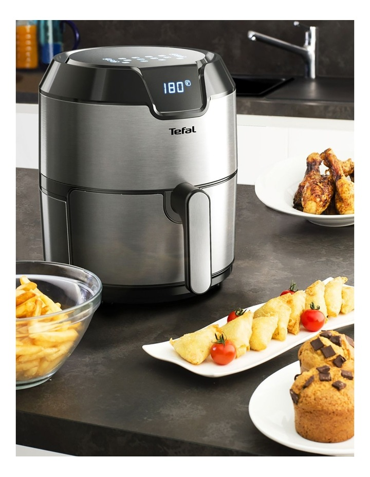 Easy Fry Deluxe Digital Air Fryer: Stainless Steel EY401D image 7