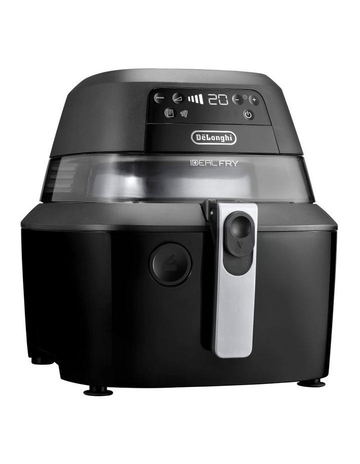 IdealFry Digital Air Fryer: Black image 1