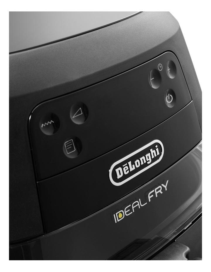 IdealFry Digital Air Fryer: Black image 2