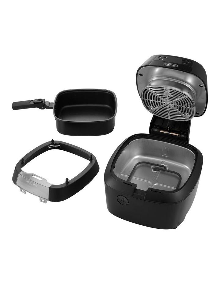 IdealFry Digital Air Fryer: Black image 3