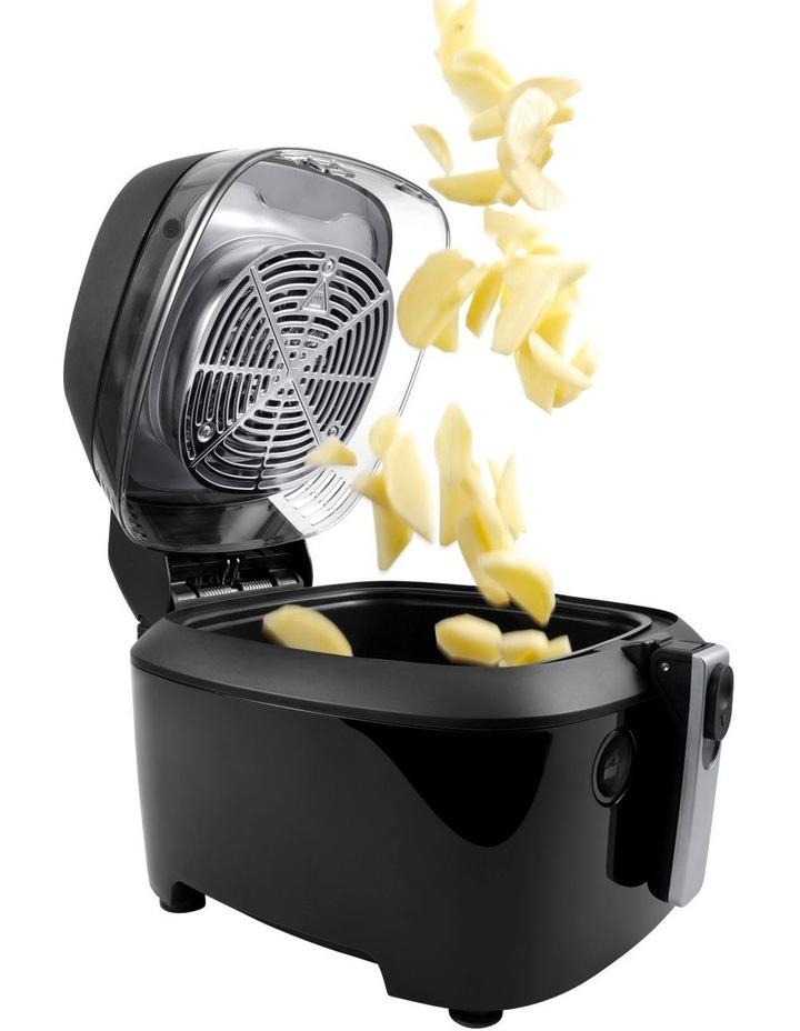 IdealFry Digital Air Fryer: Black image 6