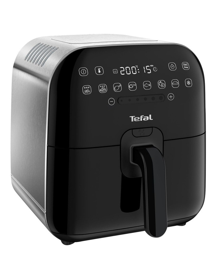 Ultimate Fry Deluxe Airfryer Black FX202D image 1