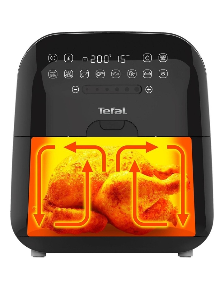 Ultimate Fry Deluxe Airfryer Black FX202D image 2