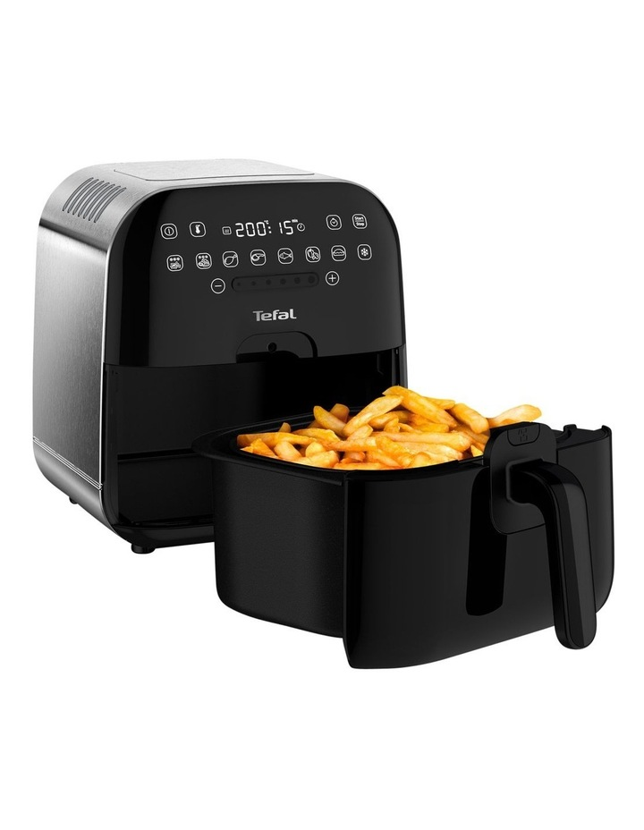 Ultimate Fry Deluxe Airfryer Black FX202D image 4