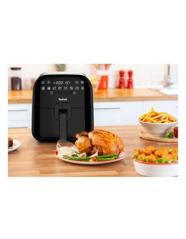 Ultimate Fry Deluxe Airfryer Black FX202D image 6