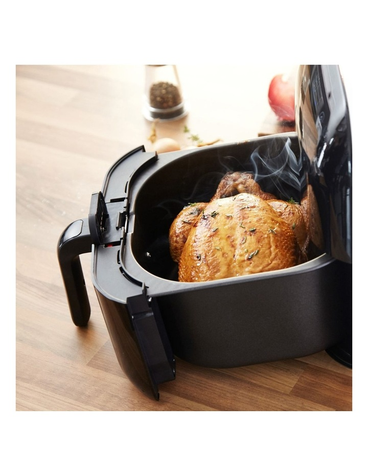 Ultimate Fry Deluxe Airfryer Black FX202D image 7