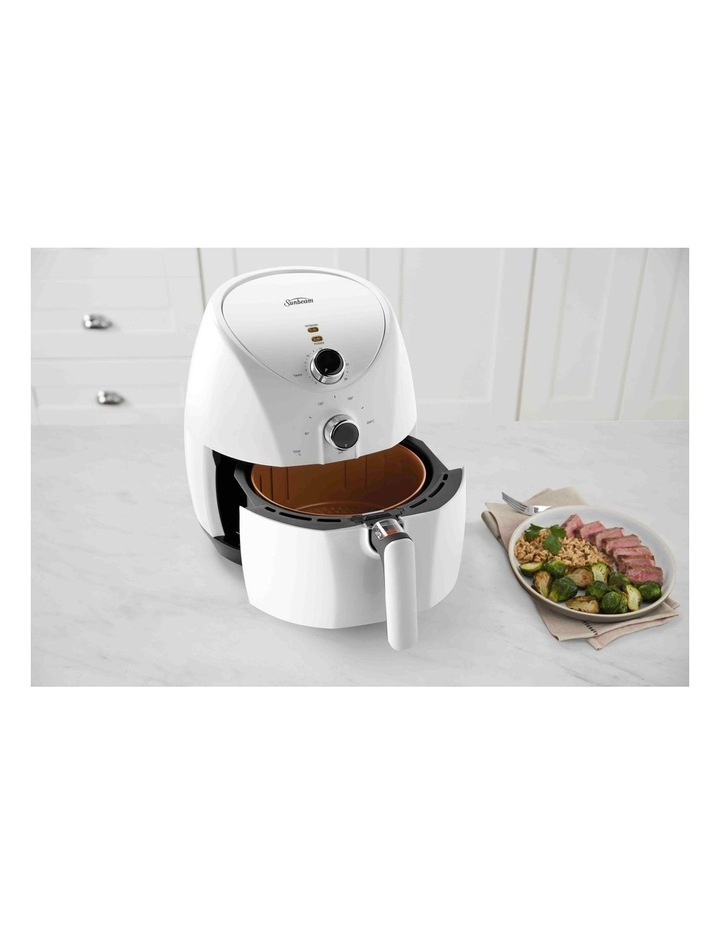 Copper Infused DuraCeramic Air Fryer AFP4000WH image 1