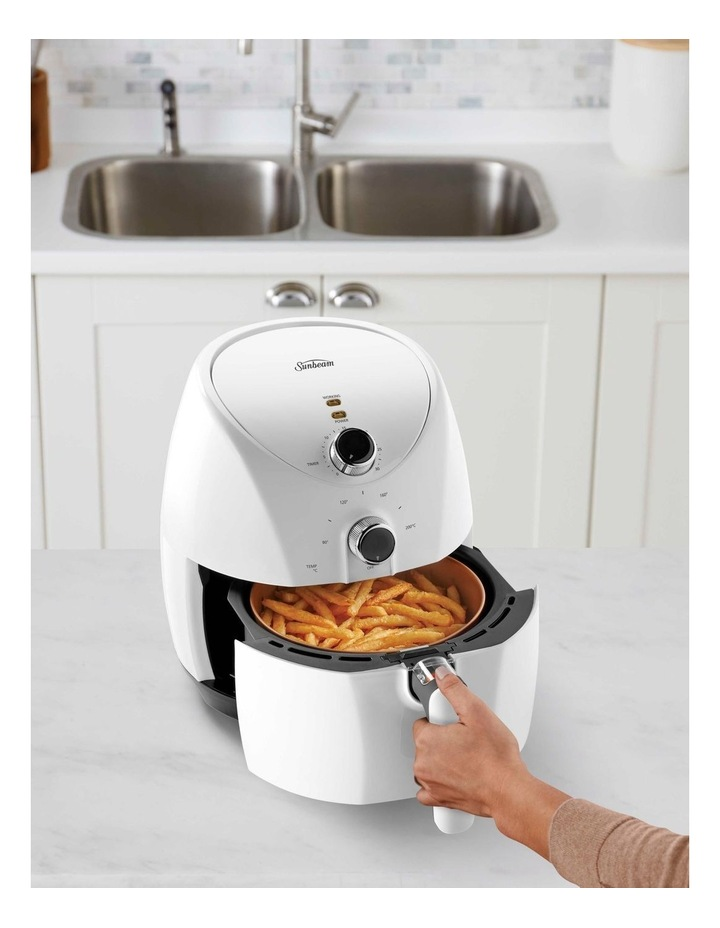 Copper Infused DuraCeramic Air Fryer AFP4000WH image 3