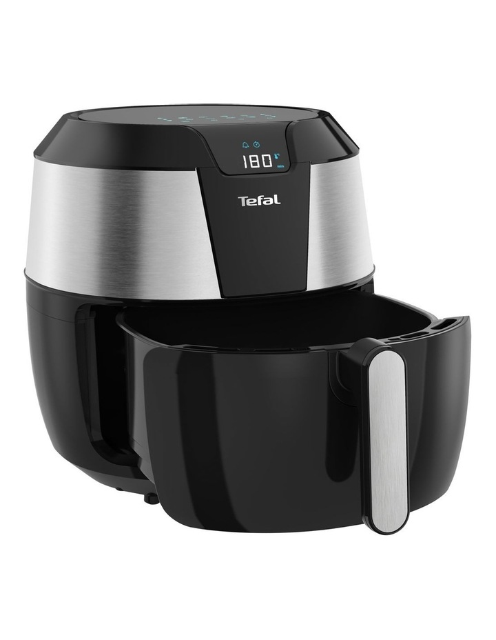 Easy Fry Deluxe XXL Air Fryer Black & Silver EY701D image 6