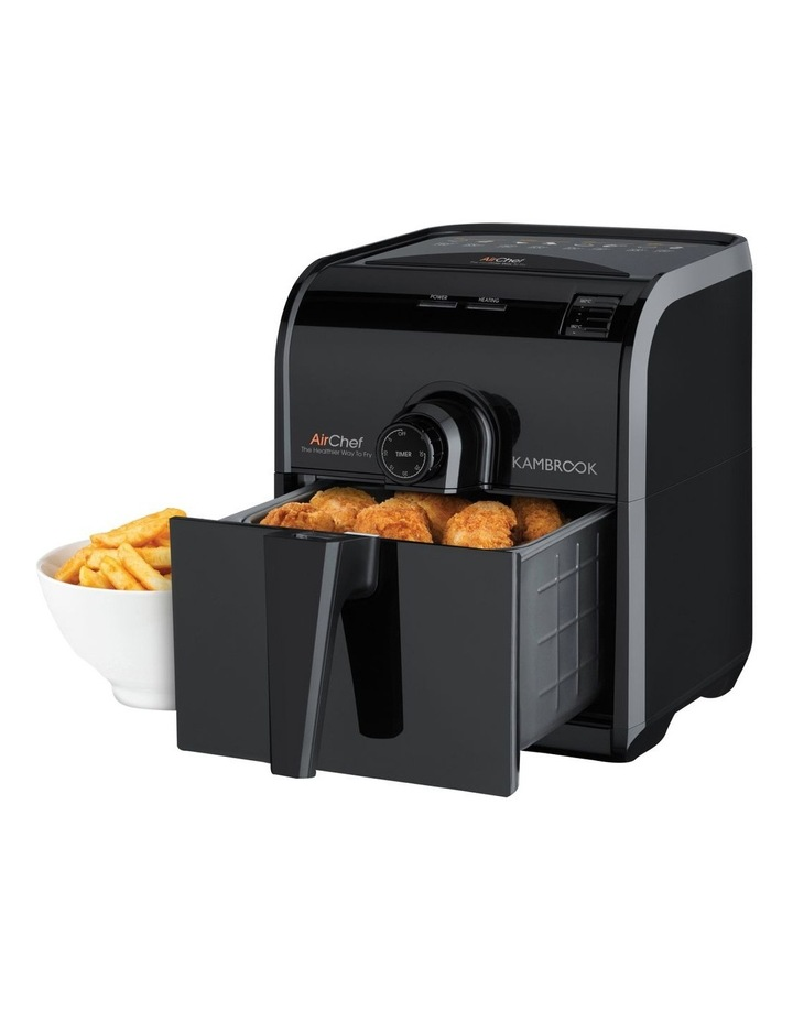 Air Chef Air Frying Oven Black KAF200BLK image 2