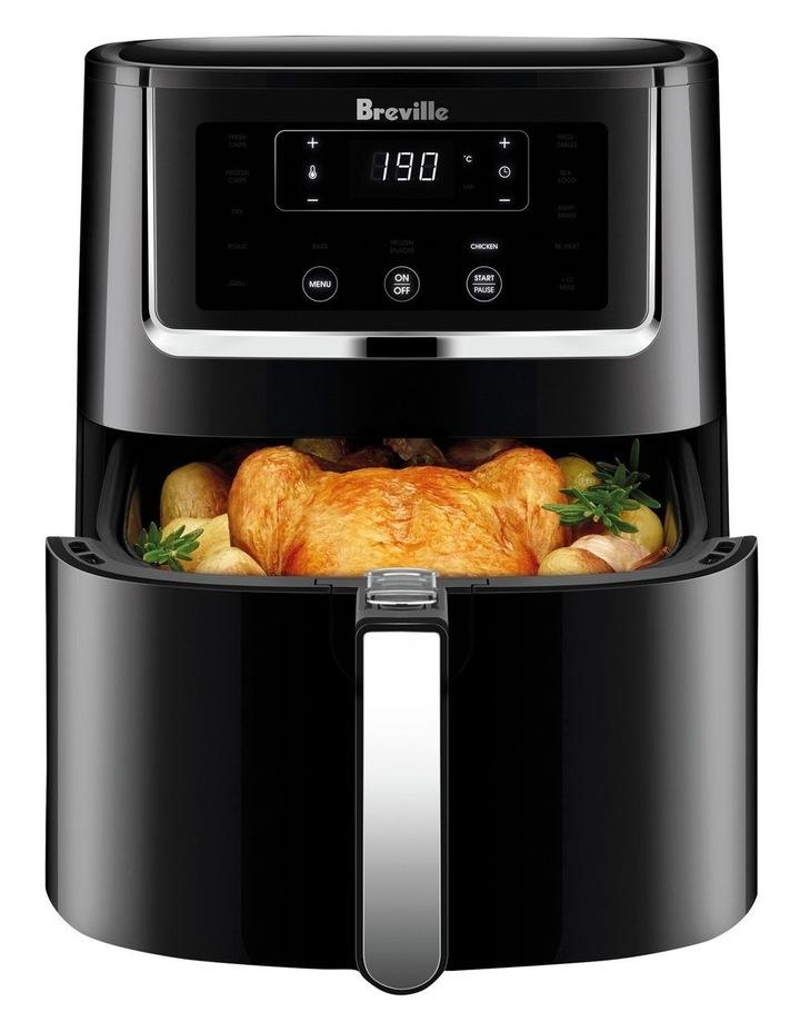 Air Fryer Chef Black LAF500BLK image 2