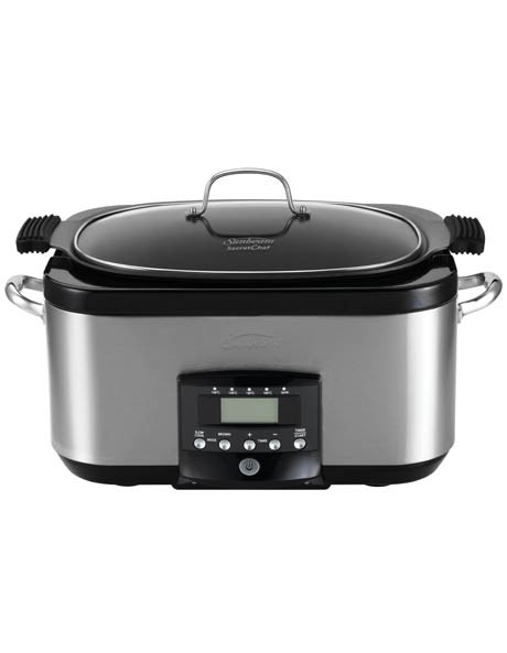 SecretChef Sear & Slow Cooker: Stainless Steel HP8555 image 1