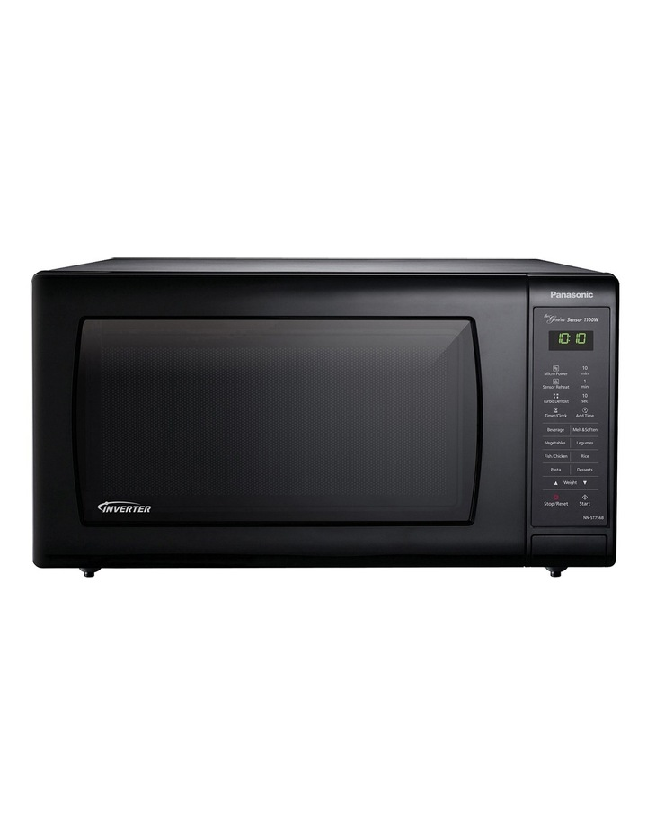 Inverter Sensor Microwave Oven Large: Black : NN-ST756BQPQ image 1