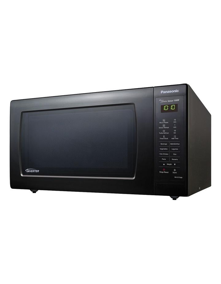 Inverter Sensor Microwave Oven Large: Black : NN-ST756BQPQ image 2