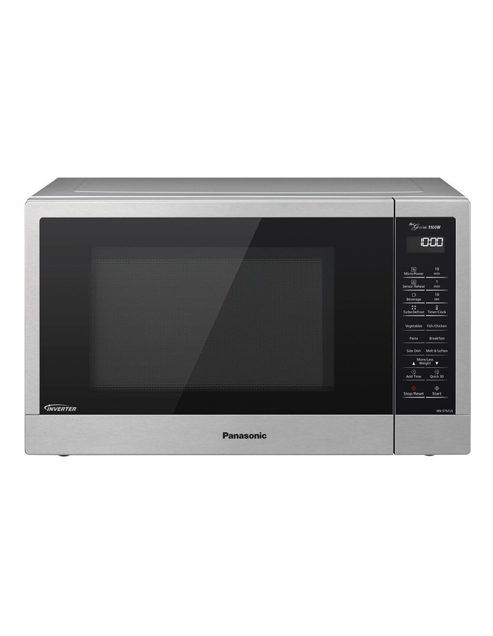 32L Microwave: Stainless Steel NN-ST67JSQPQ image 1