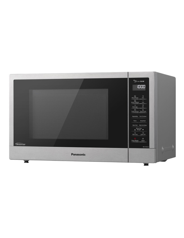32L Microwave: Stainless Steel NN-ST67JSQPQ image 2