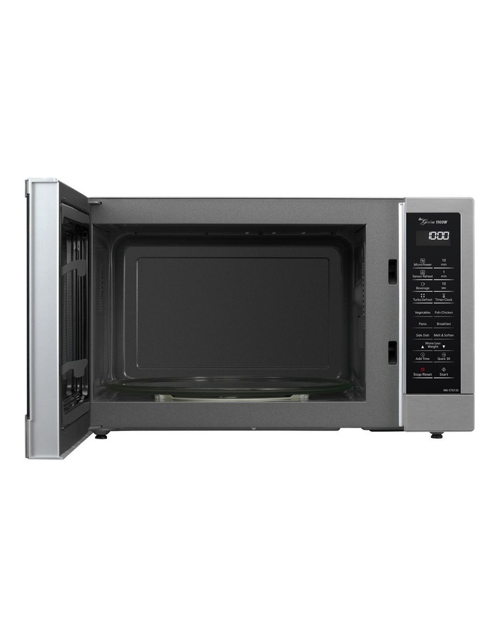 32L Microwave: Stainless Steel NN-ST67JSQPQ image 3