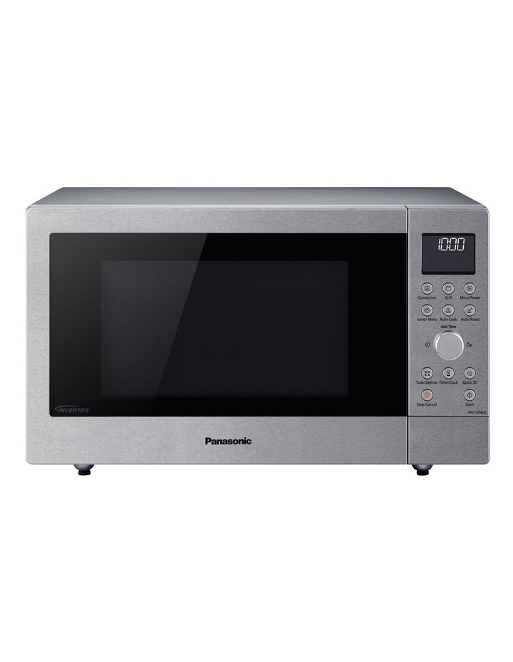 27L Convection Microwave Stainless Steel CD58JSQPQ image 1