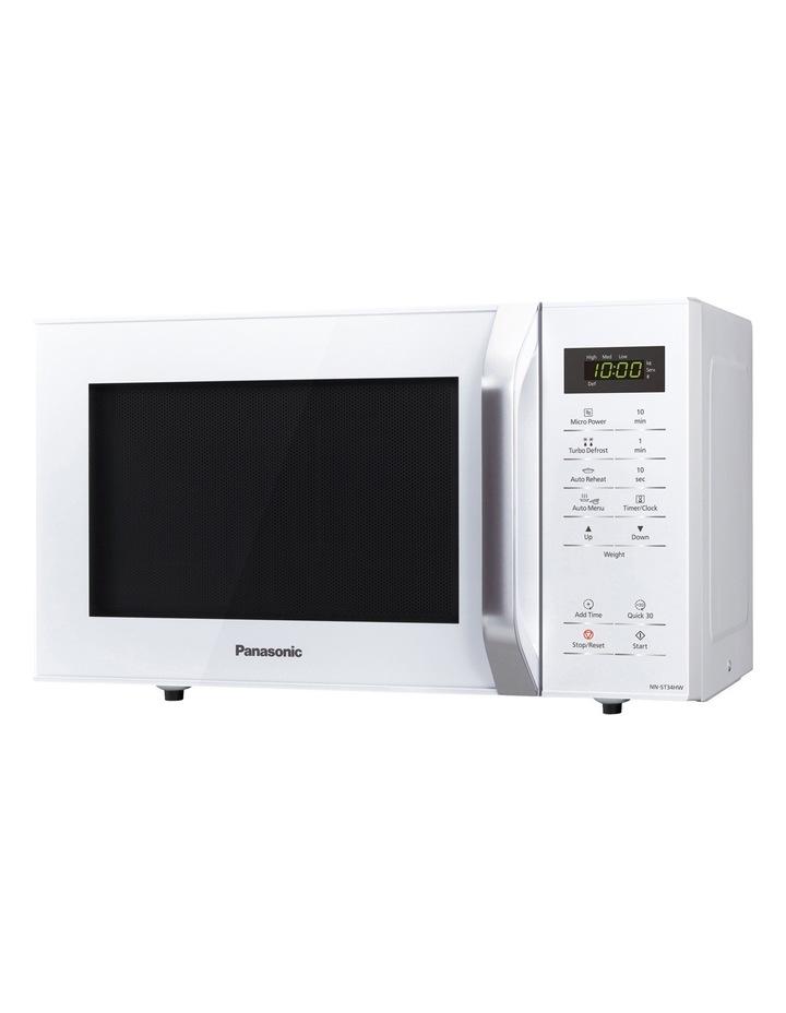 25L Microwave: White ST34HWQPQ image 1