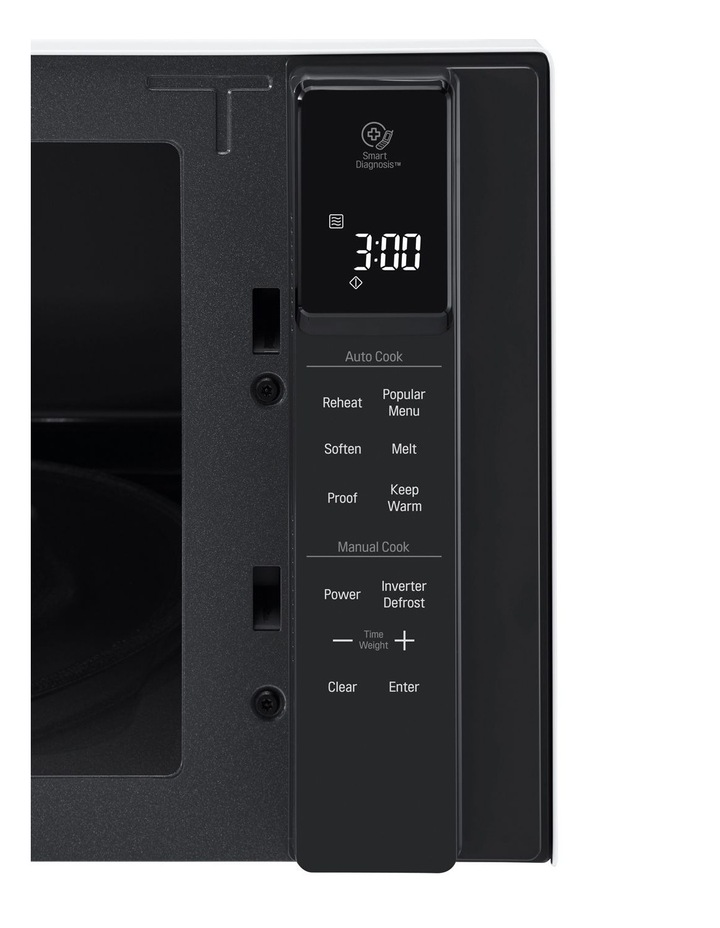 25L NeoChef Microwave: White MS2596OW image 7