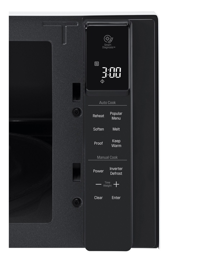 25L NeoChef Microwave: White MS2596OW image 8