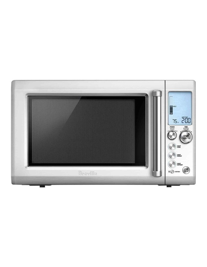 the Quick Touch Microwave Stainless Steel BMO735BSS image 1