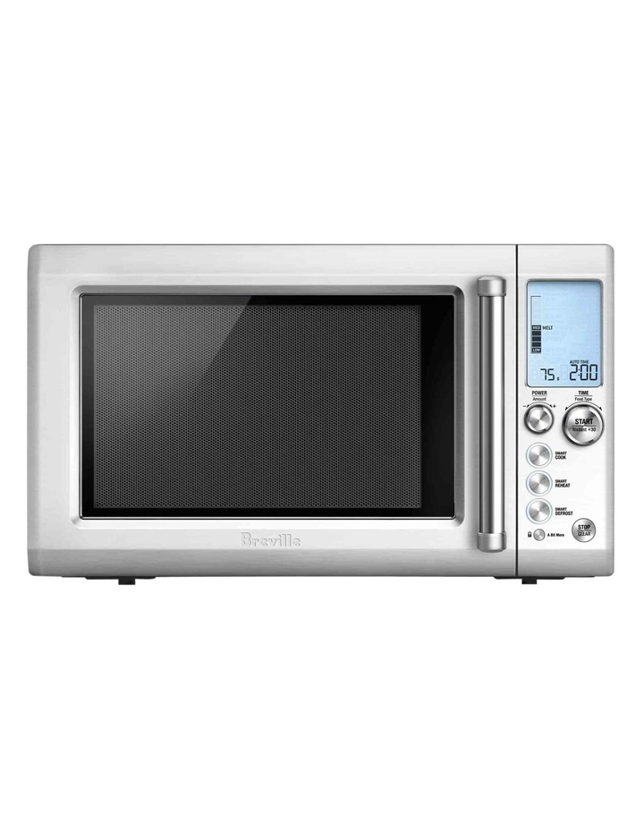 34L The Quick Touch Microwave: Stainless Steel BMO735BSS image 1