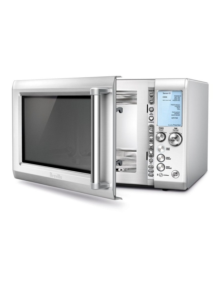 the Quick Touch Microwave Stainless Steel BMO735BSS image 3