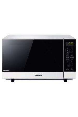 Panasonic - NN-SF564WQPQ Flatbed Inverter Microwave Oven: White