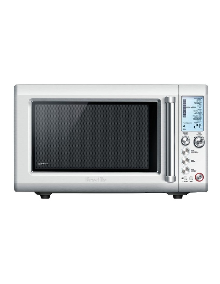 the Quick Touch Crisp Microwave Stainless Steel BMO700BSS image 1