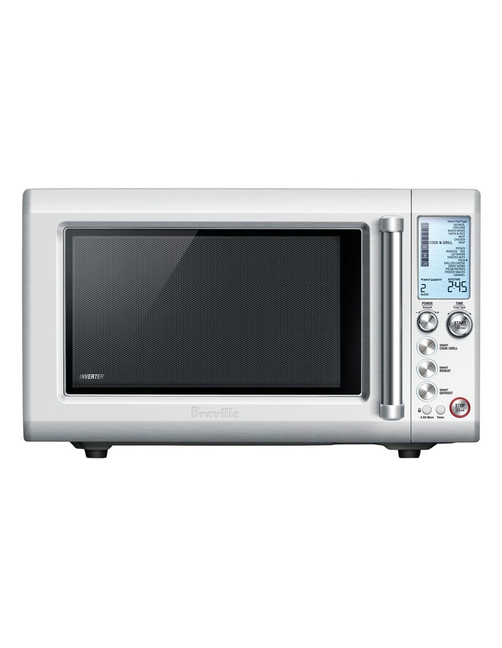 the Quick Touch Crisp Microwave Stainless Steel BMO700BSS image 2