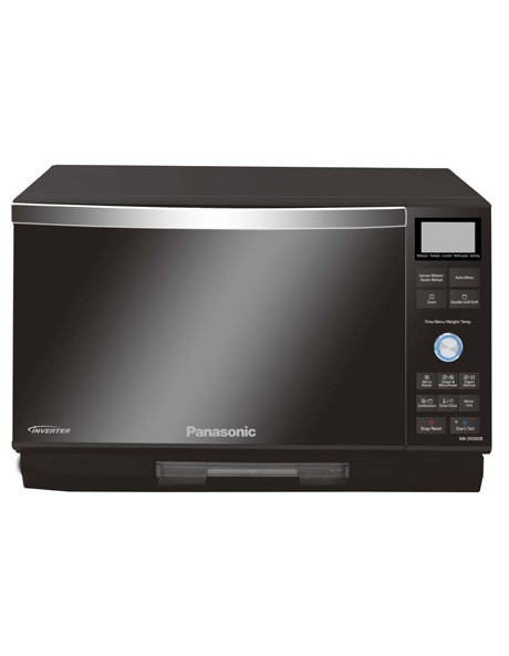 Panasonic Double Grill Steam Inverter Microwave Nnds592b Myer