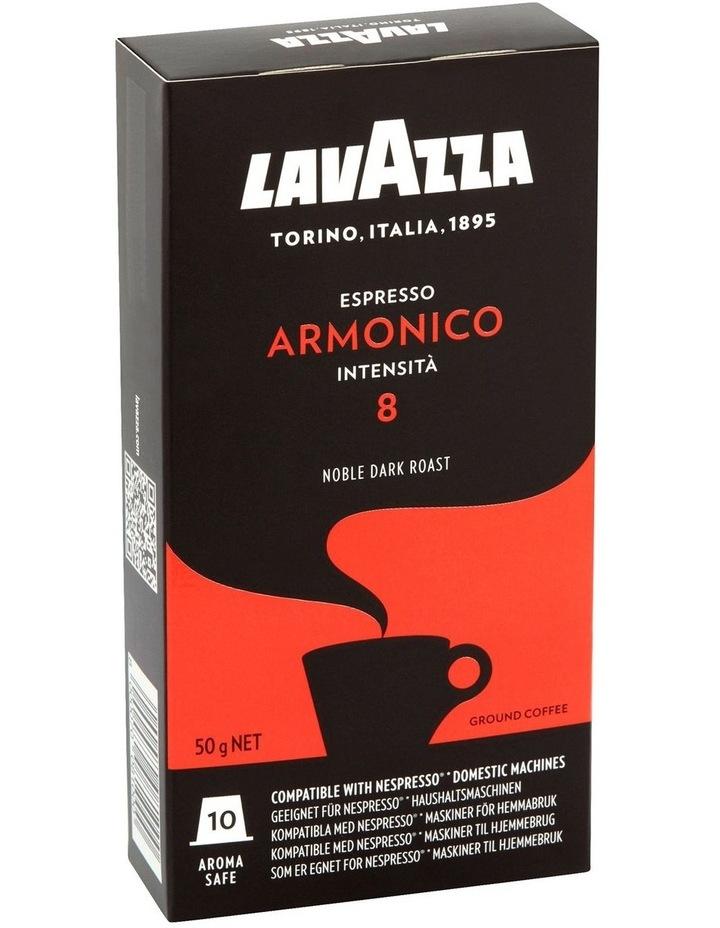 Armonico Espresso Capsules 10pk: Orange/Black 88100 image 1
