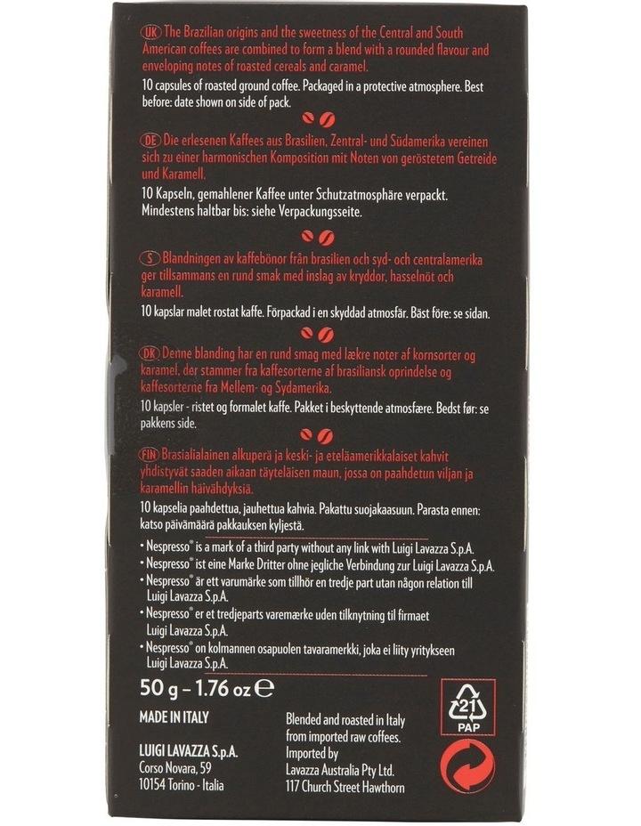Armonico Espresso Capsules 10pk: Orange/Black 88100 image 3