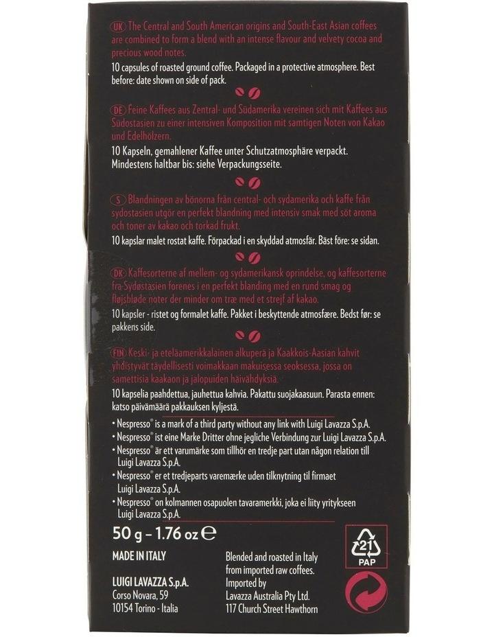 Deciso Espresso Capsules 10pk: Red/Black 88101 image 3