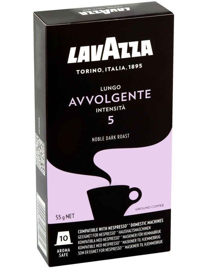Avvolegente Lungo Capsules 10pk: Purple/Black 88116 image 1