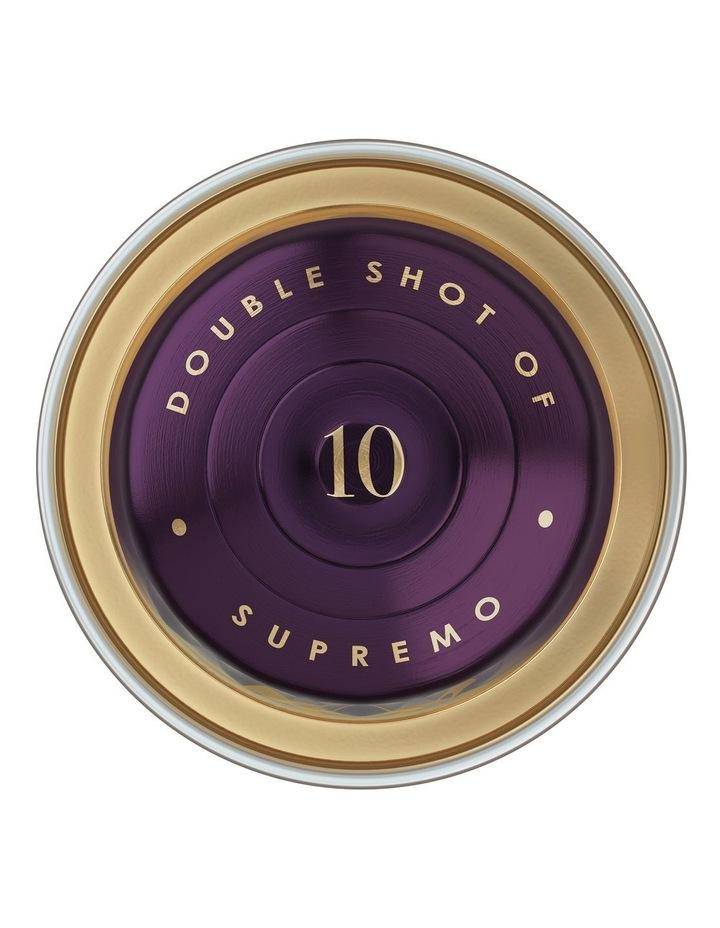 Double Supremo Coffee Capsules 10pk image 3