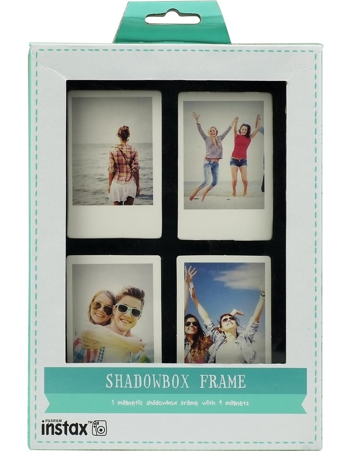 Instax Magnet Shadowbox Four Print Frame image 1