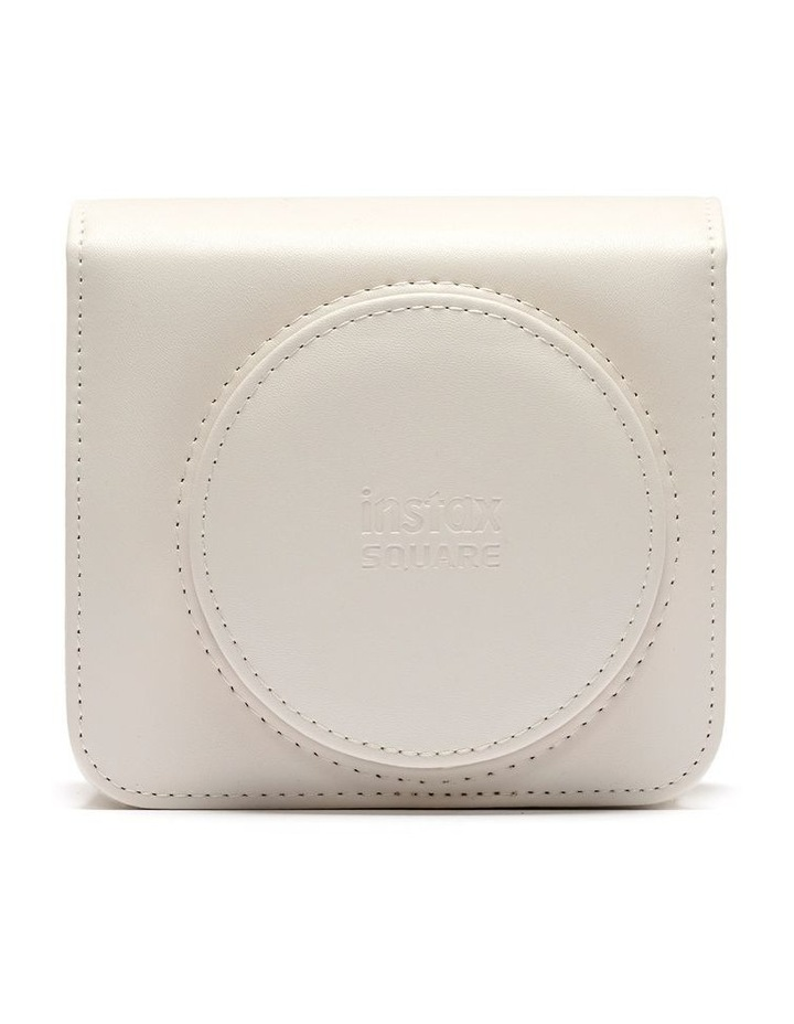 Instax Square SQ1 Leather Case - Chalk White image 2