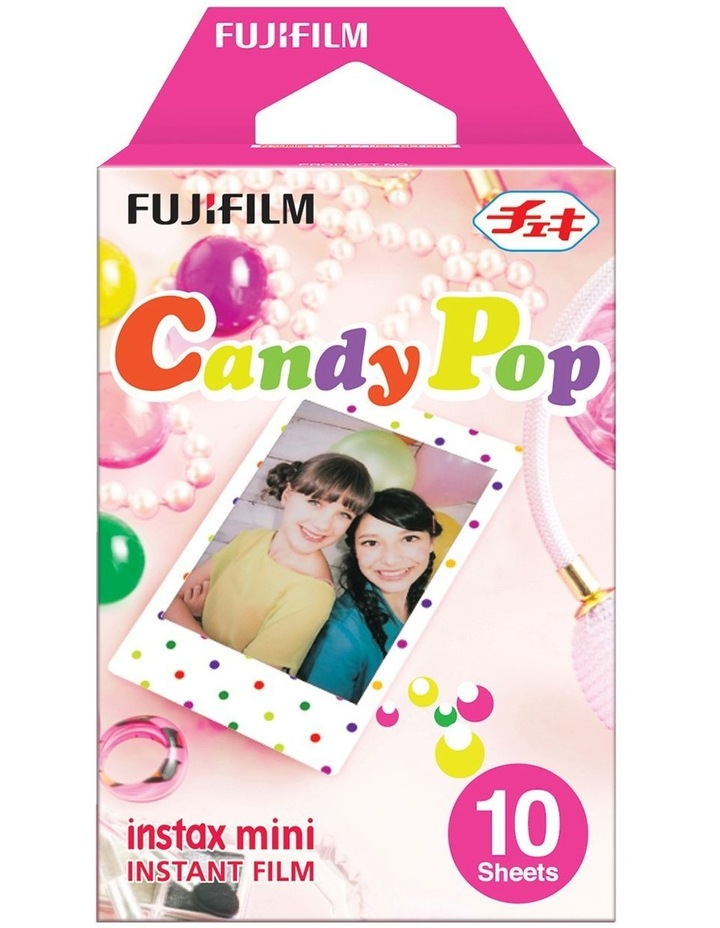 Instax Mini Candy Pop Film - 10 Pack image 1