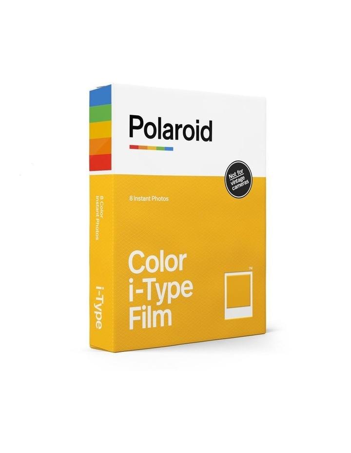i-Type  instant film Color 8 Exposures image 1