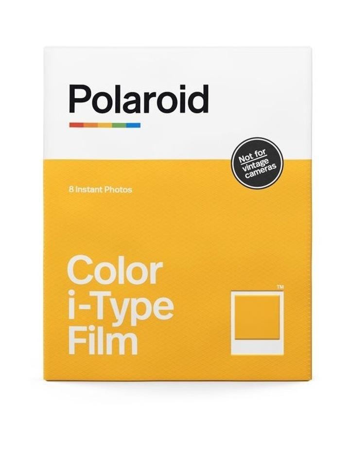 i-Type  instant film Color 8 Exposures image 2