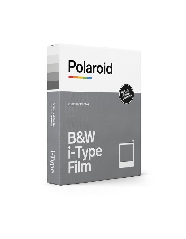 i-Type Instant Black & White Film (Single Pack) image 1
