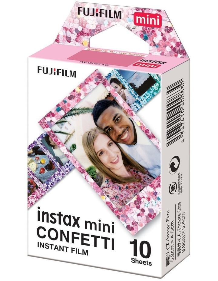 Instax Mini Confetti Film 10Pk image 1