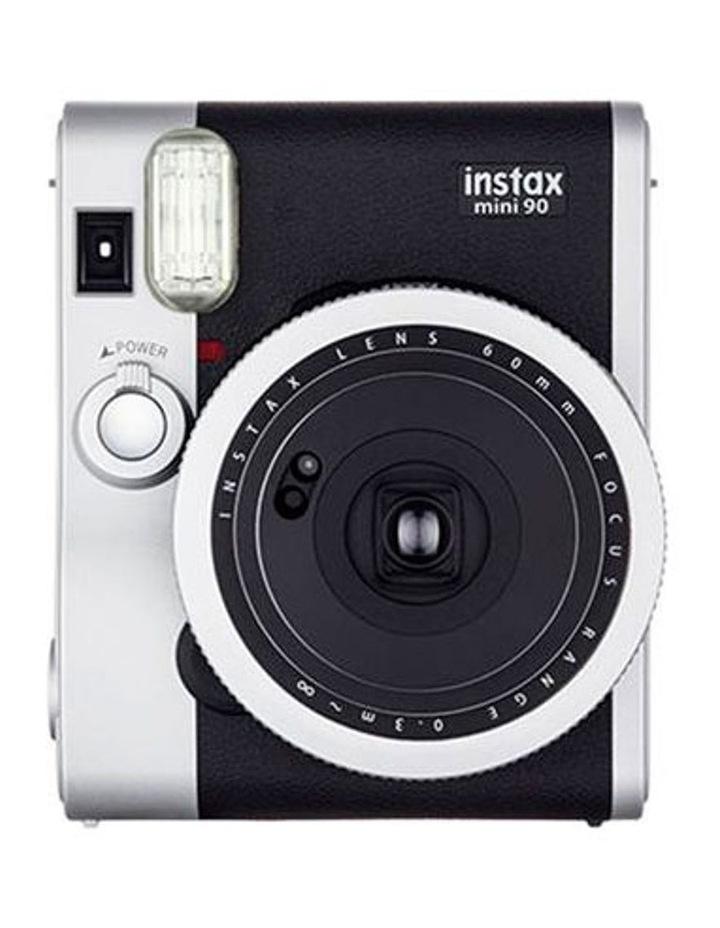 Instax Mini 90 Black Instant Camera image 1
