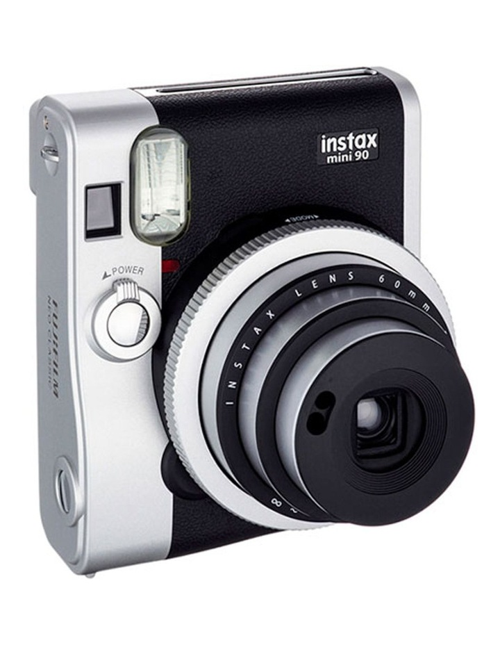 Instax Mini 90 Black Instant Camera image 3