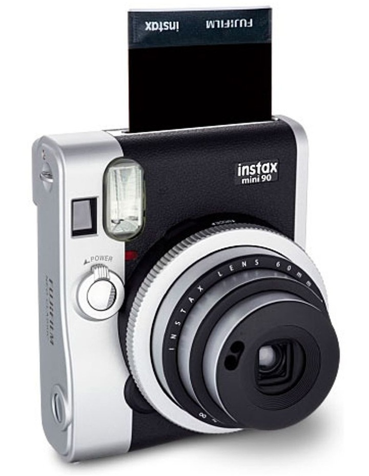 Instax Mini 90 Black Instant Camera image 4