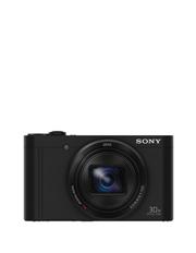 CyberShot DSC-WX500 18.2MP Camera - Black